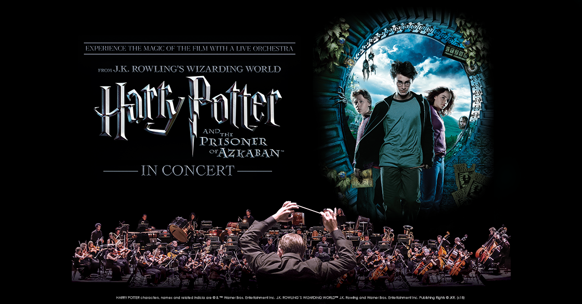 Harry Potter og Fangen fra Azkaban™ In Concert