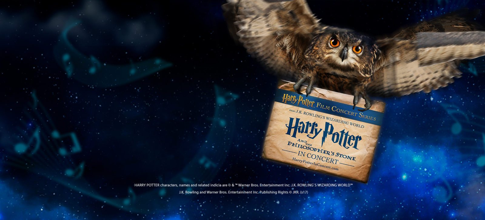 Harry Potter­ og De Vises Sten™­ In Concert